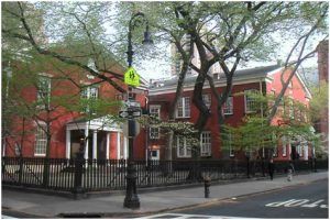 New York Quarterly Meeting, 15 Rutherford Place